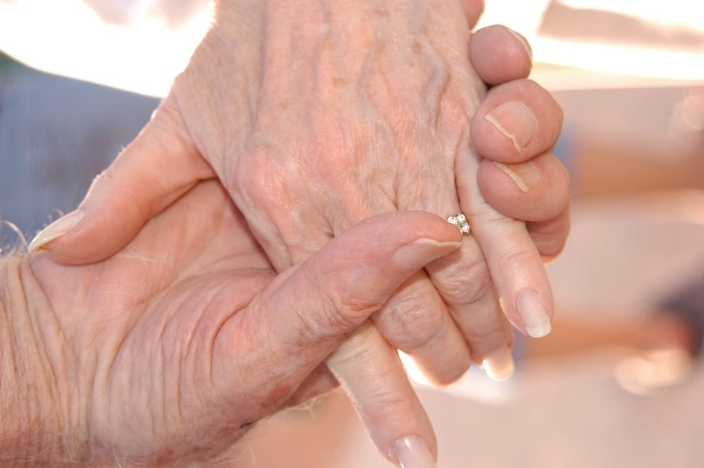 Elderly Couple Image 01