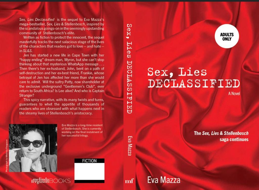 Sex, Lies DECLASSIFIED Book Cover