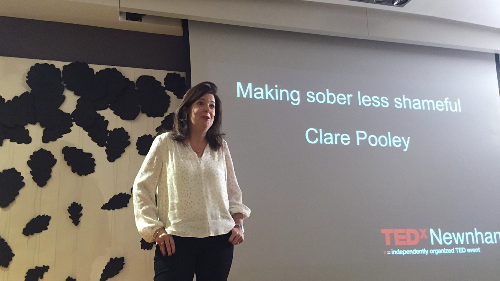 Clare Pooley - TED Talk