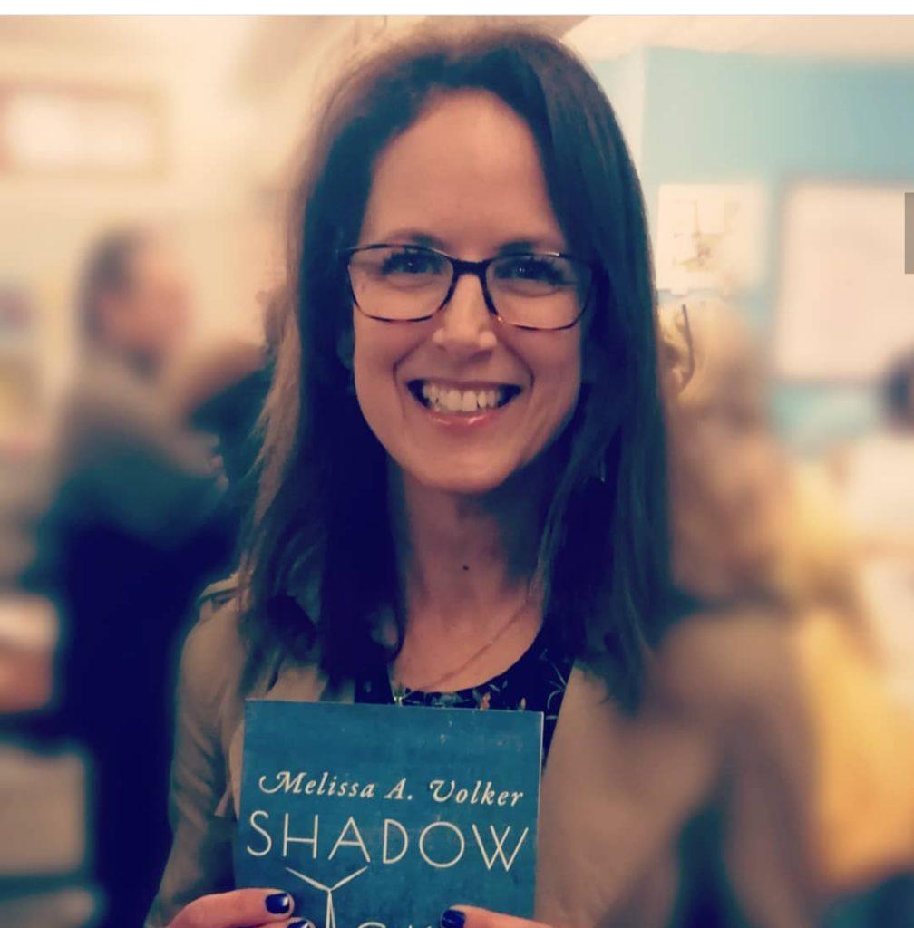 Melissa Volker - Author of Shadow Flicker