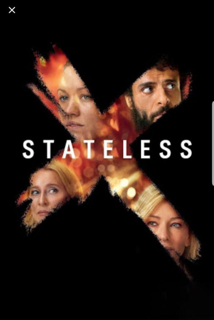 Stateless on Netflix