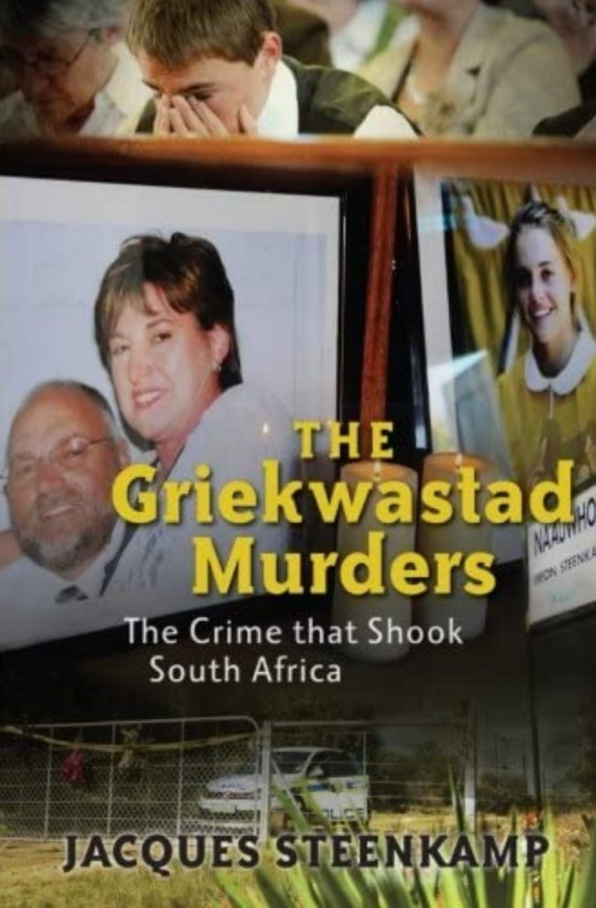 The Griekwastad Murders Book