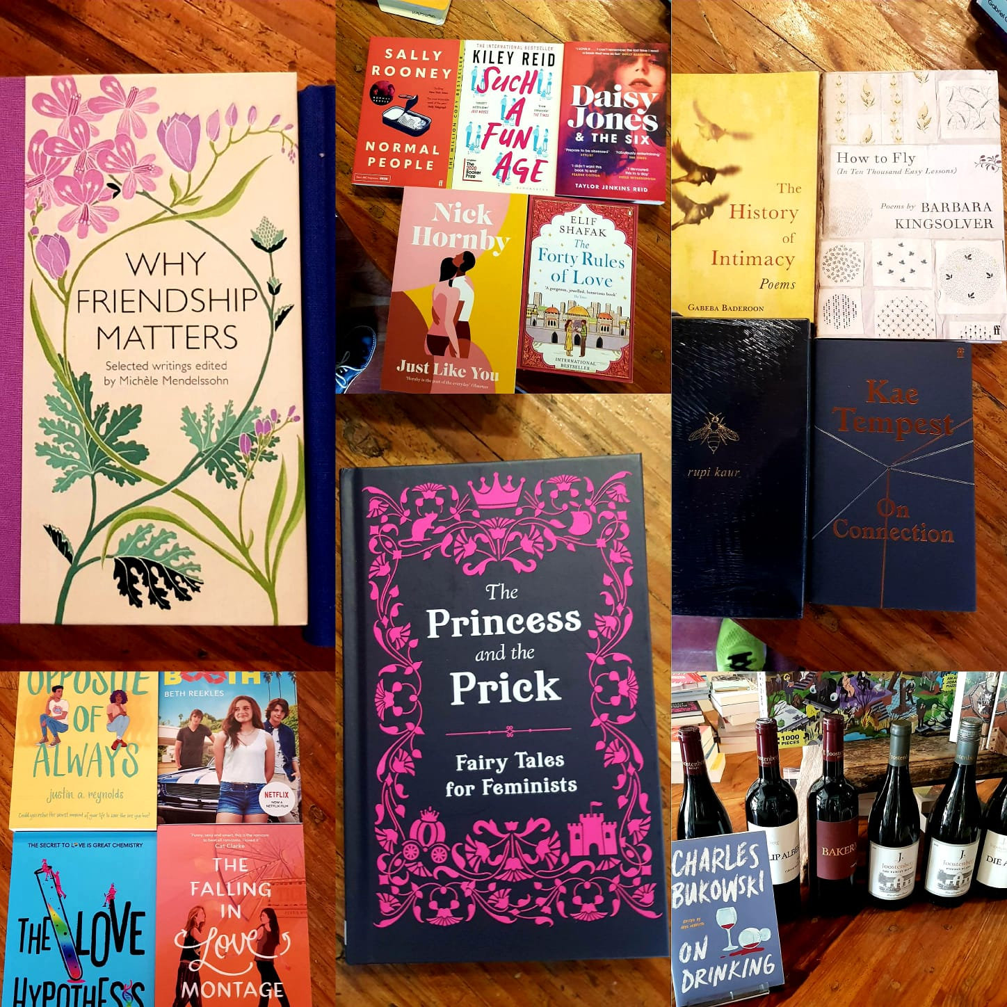 Ideas for Valentines or Galentines Day from Love Books