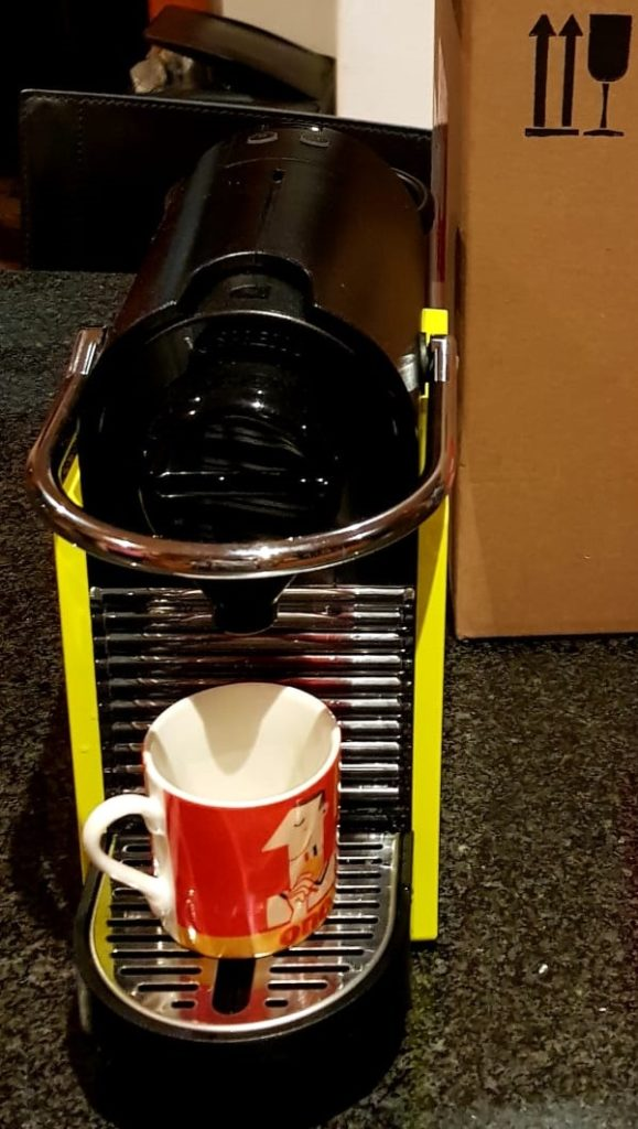 Coffee - Substitute machine from Nespresso2